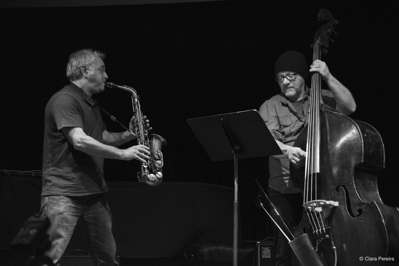 Avram Fefer and Sean Conly, 2018