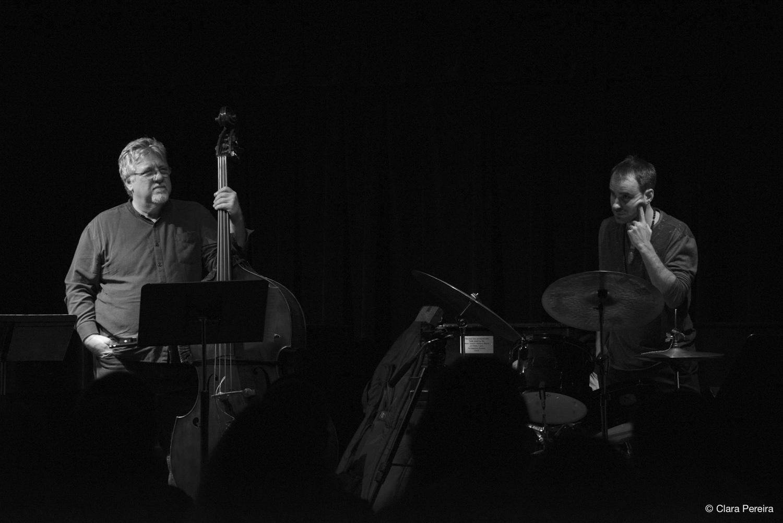 Michael Formanek and Devin Gray, 2018