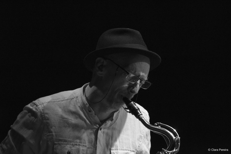 Ellery Eskelin, 2018
