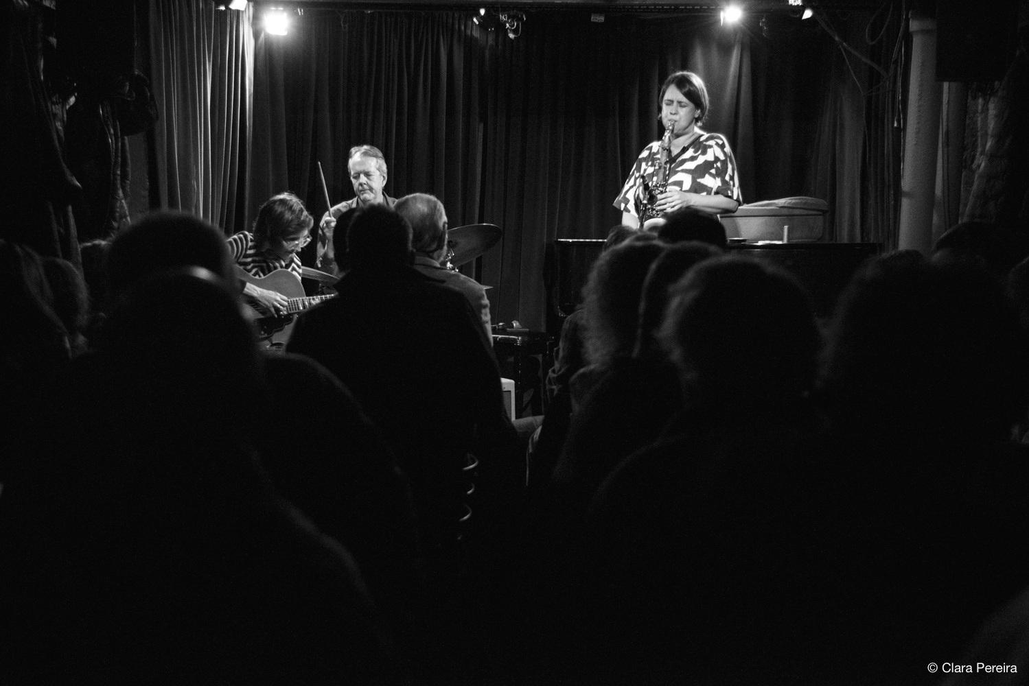 Tom Rainey Trio, 2018