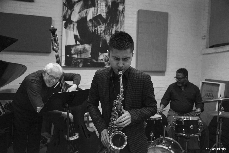 Cameron Brown, Kazuki Yamanaka, Gerald Cleaver, 2019