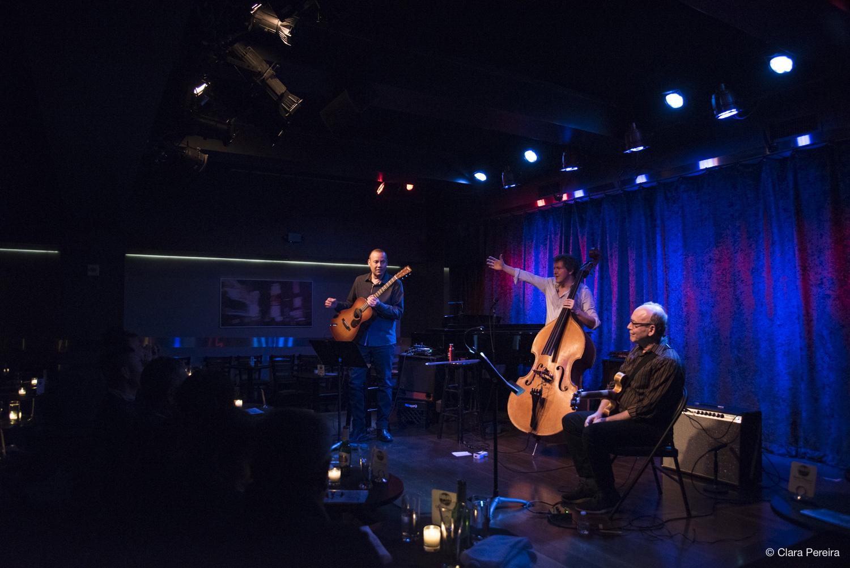 Stephan Crump's Rosetta Trio, 2019