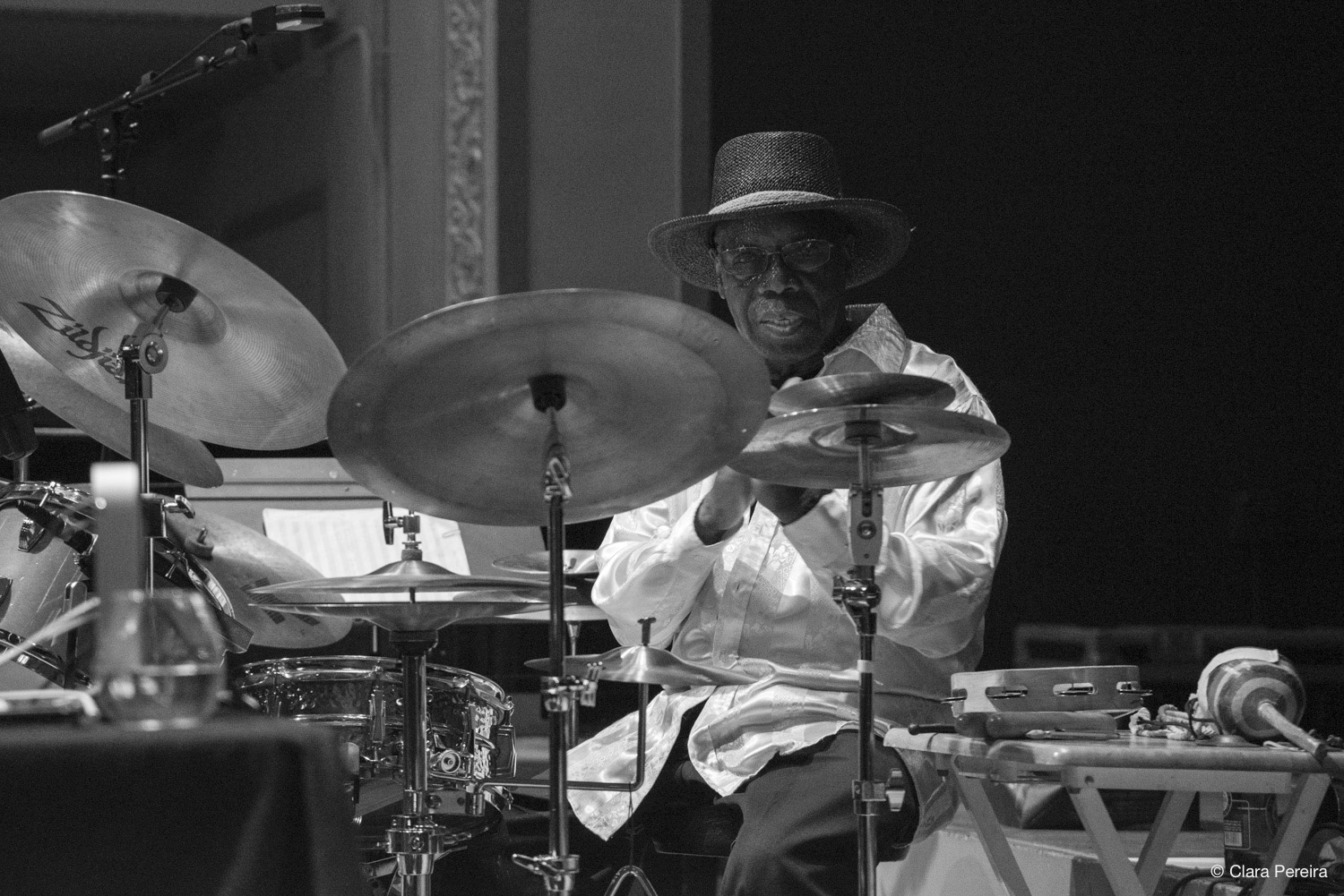 Andrew Cyrille, 2019