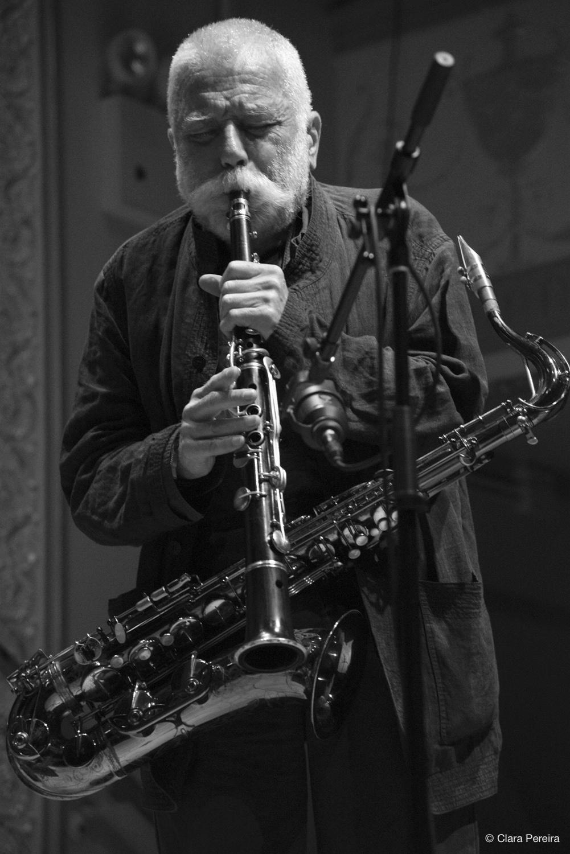 Peter Brotzmann, 2019