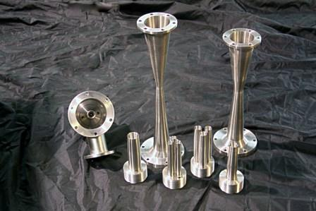 Ejector components (nozzles, mixers and diffusers)