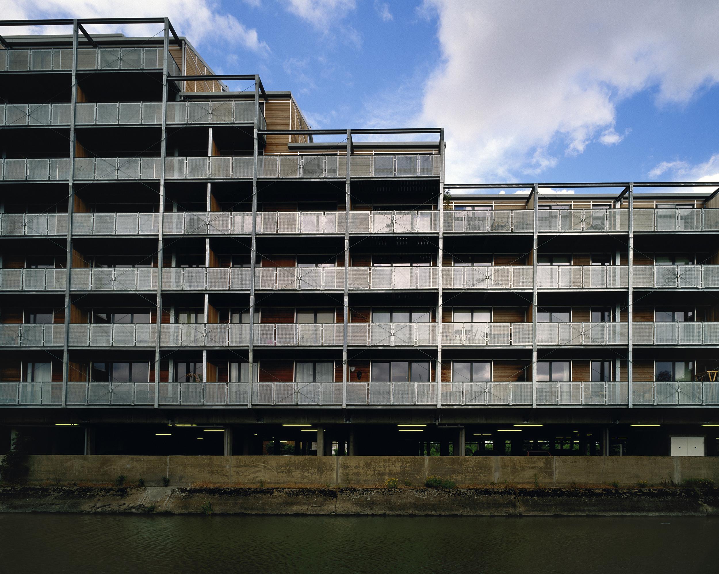 Apartment Estate, Three Mills (2005)
