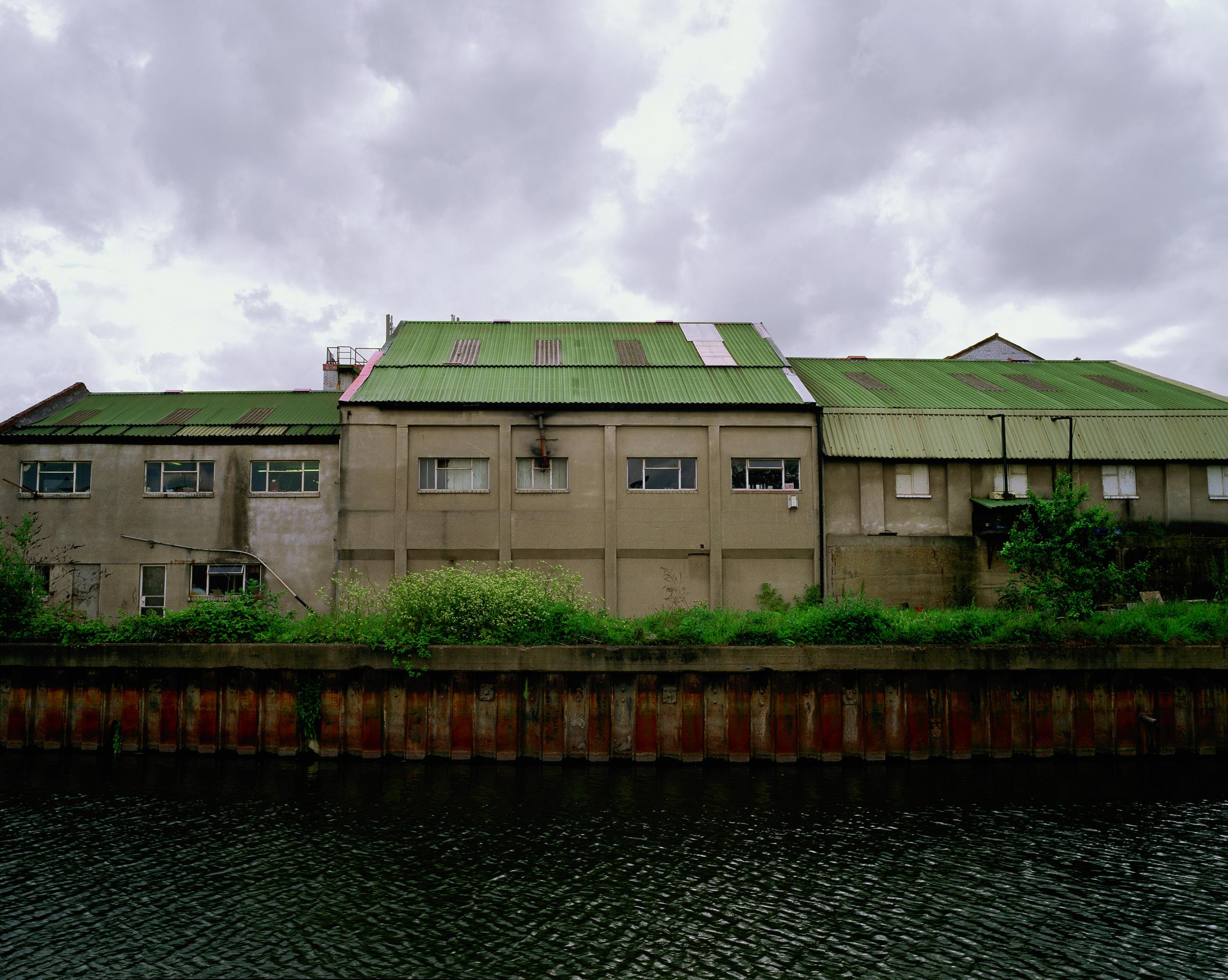 Derelict Factory, Lee Navigation (2005)