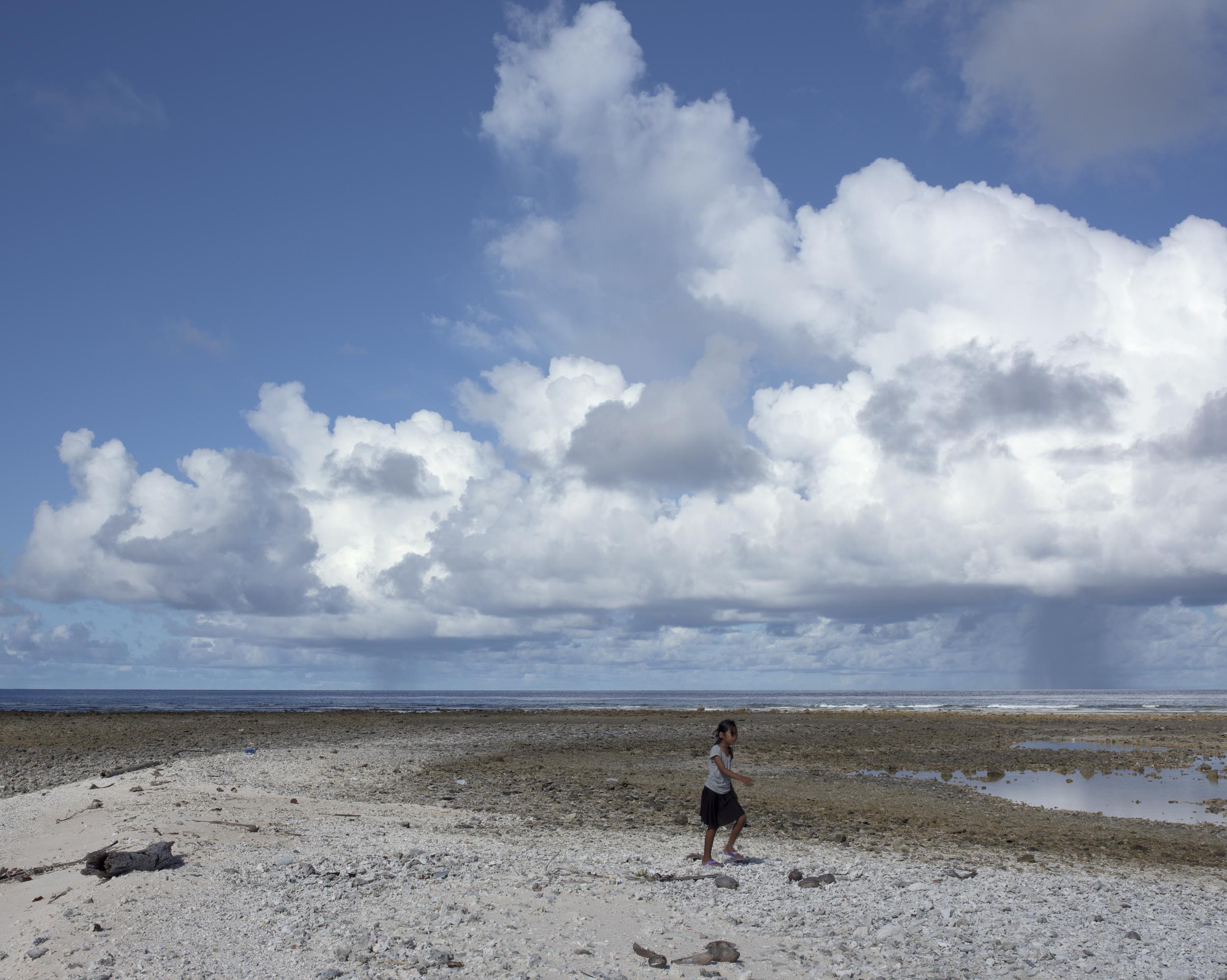 Low Tide #4, Matolen, Arno Atoll (2015)
