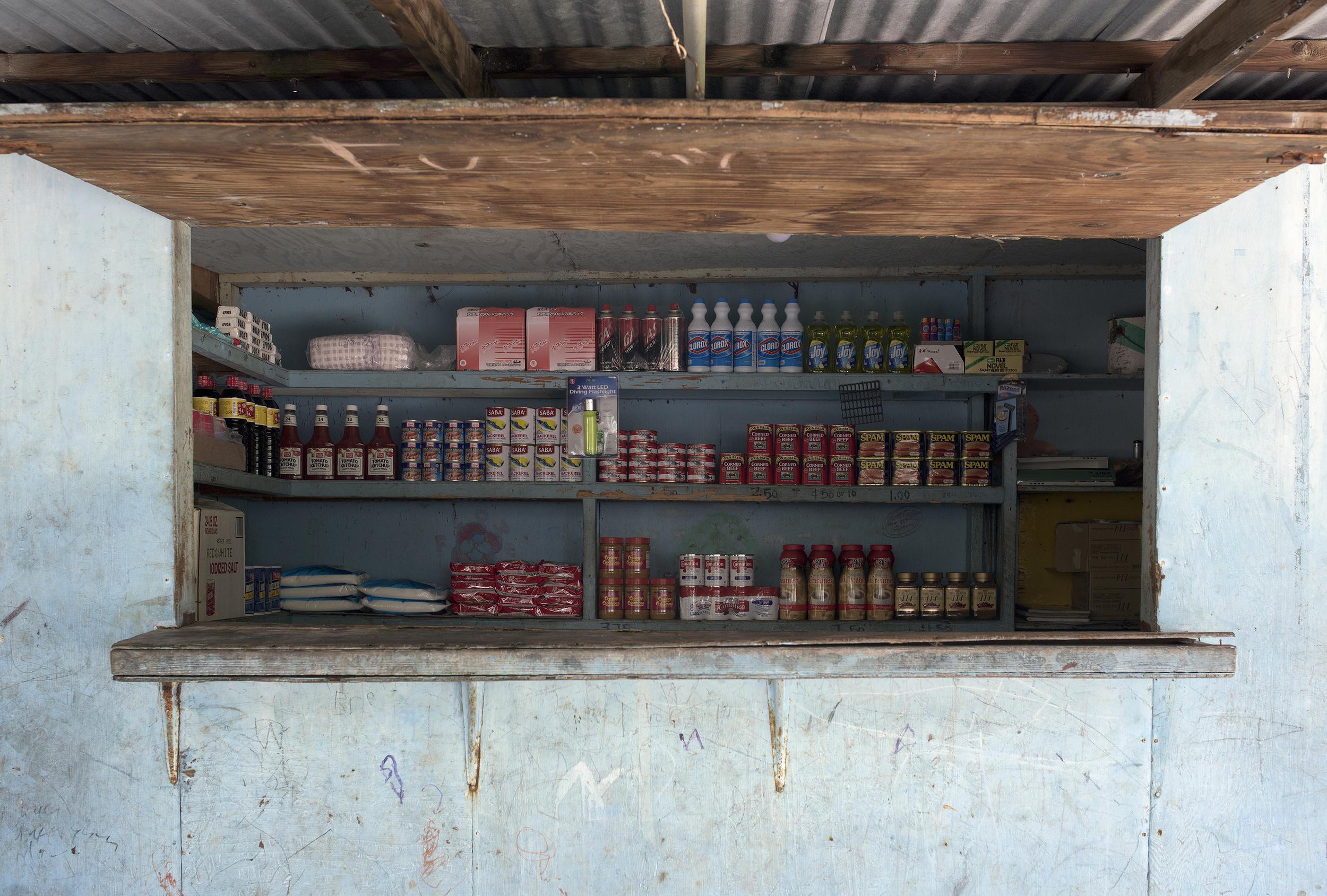 Store, Ine, Arno Atoll (2015)