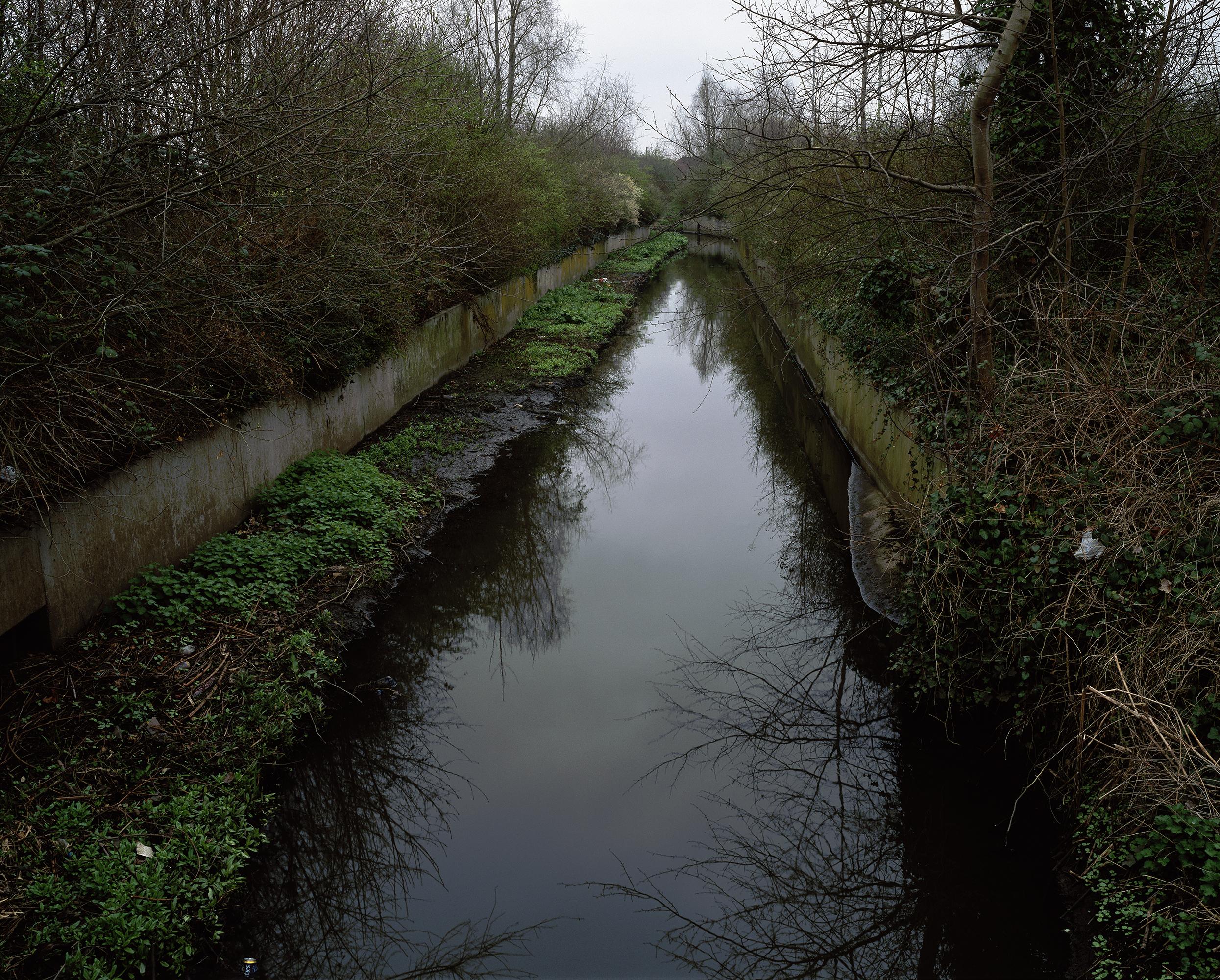 Spillage Channel, Lee Navigation (2005)