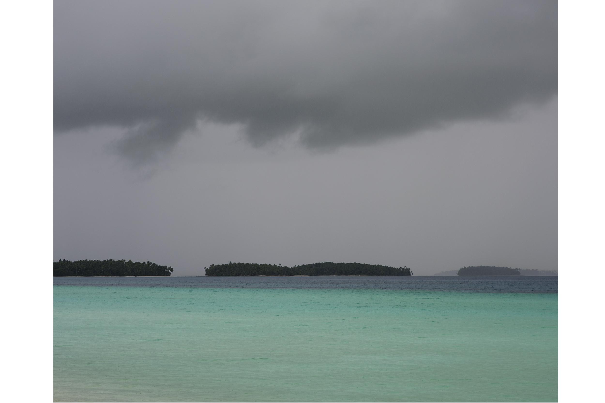 Rainstorm, Arno Atoll (2015)