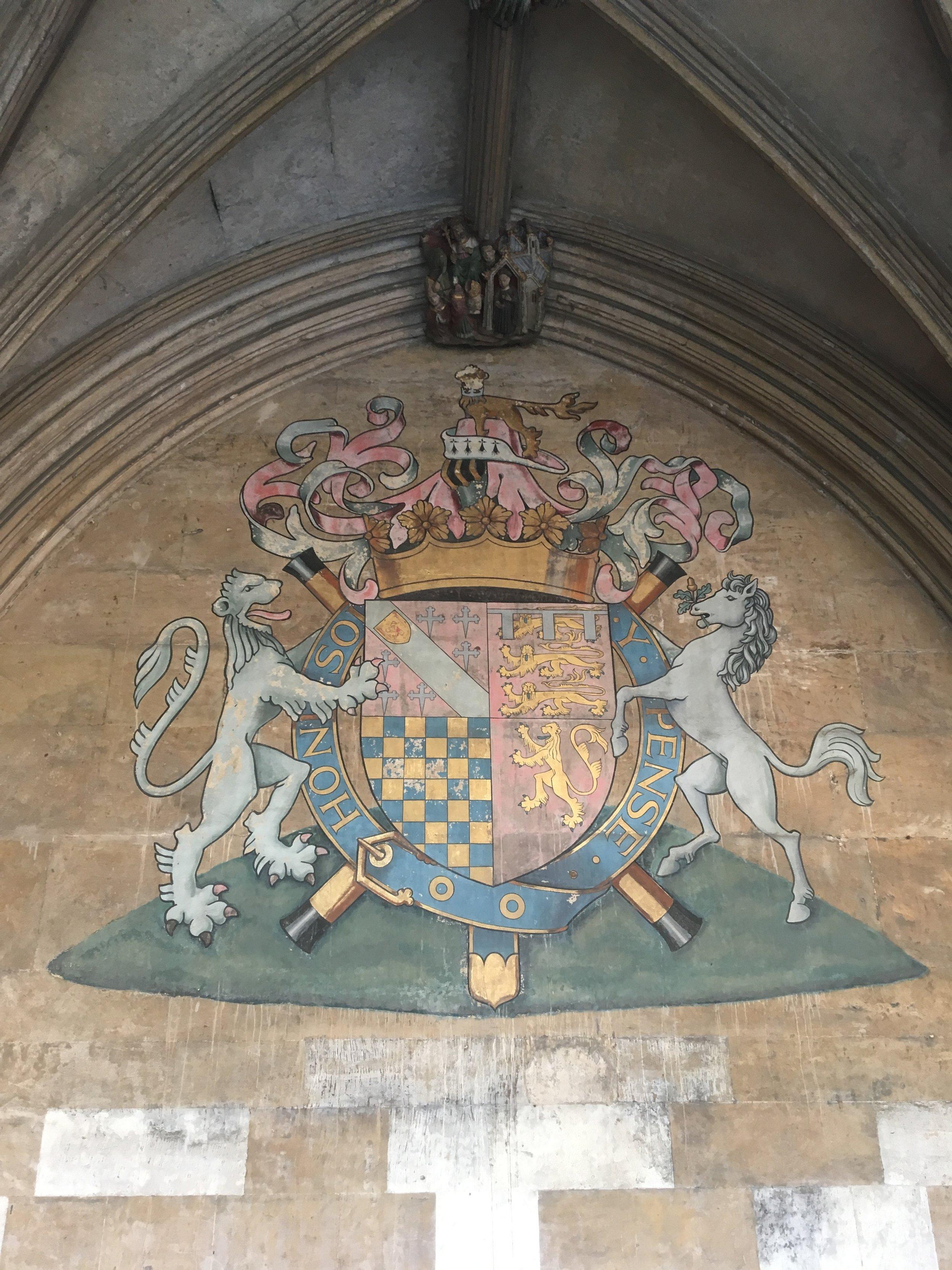 Interior detail, Norwich Cathedral. Photo: Karen Ingram