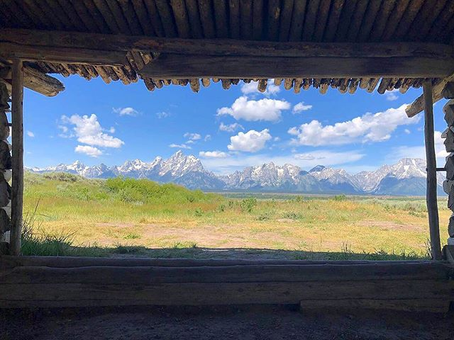 🚩🚩AUSTIN!! 📸 We have a beginners photography class tomorrow, Sunday from 10am-12:30pm. Use promo code 'INSTA' for a discount!  Framing with the iPhone! #islastudio * * * * * * #grandtetonnationalpark #grandtetons #nature #mountains #yellowstonenationalpark #wyoming #framing #photooftheday #phototips #phototipsntrick #summer #icecappedmountains