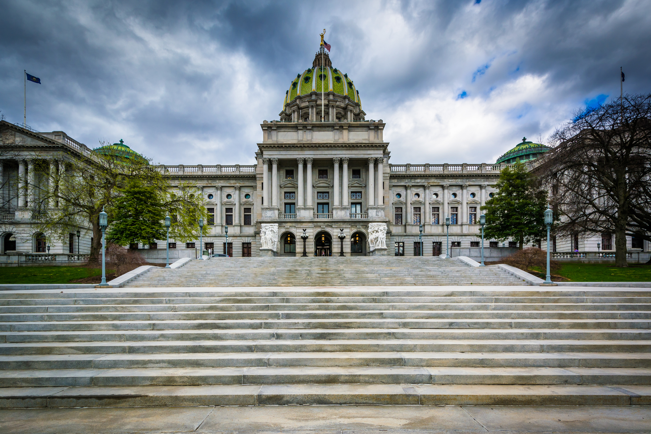 SALVO Strategies offers unmatched Government Relations services in Harrisburg, Pittsburgh, and Washington, D.C. We specialize in communications, public relations, procurement, and direct lobbying. Our mission is to be our clients' voice in government.