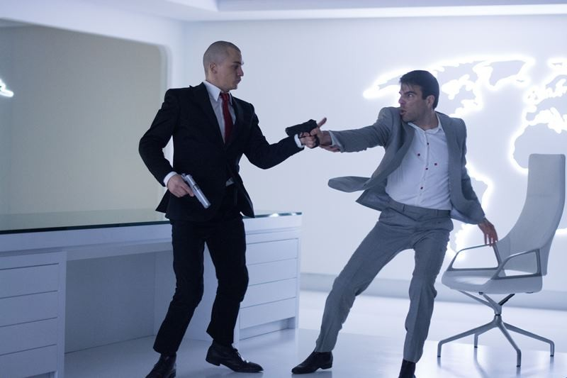 Hitman: Agent 47   is one, long fight choreography struggling to justify its own existence.