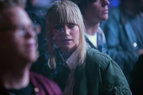 The talented  Imogen POOOOOTS  has by far the most interesting character in  Green Room . That's an empowered female character if I've ever seen one. She has THE CHOICE of who she wants to be.