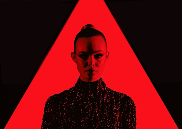 TRIANGLES! Triangles are important in   The Neon Demon  . Pay attention to them!