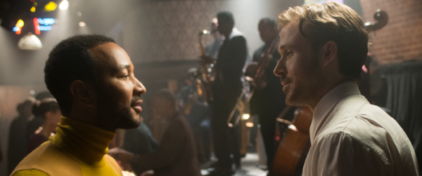 The relationship between Keith ( John Legend ) and Sebastian is key to understand what  La La Land  is trying to say.
