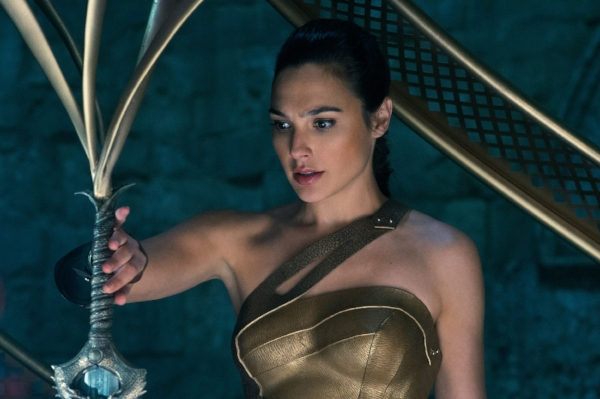 Sometimes  Patty Jenkins  goes WAAAY beyond inverting just comics books tropes and it's awesome.