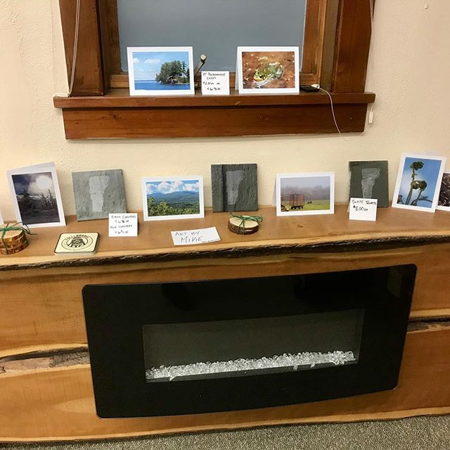 Home brew is pouring and we have some beautiful art on display and for sale. Also feel free to tour 12-22 North office space (some offices still available)!