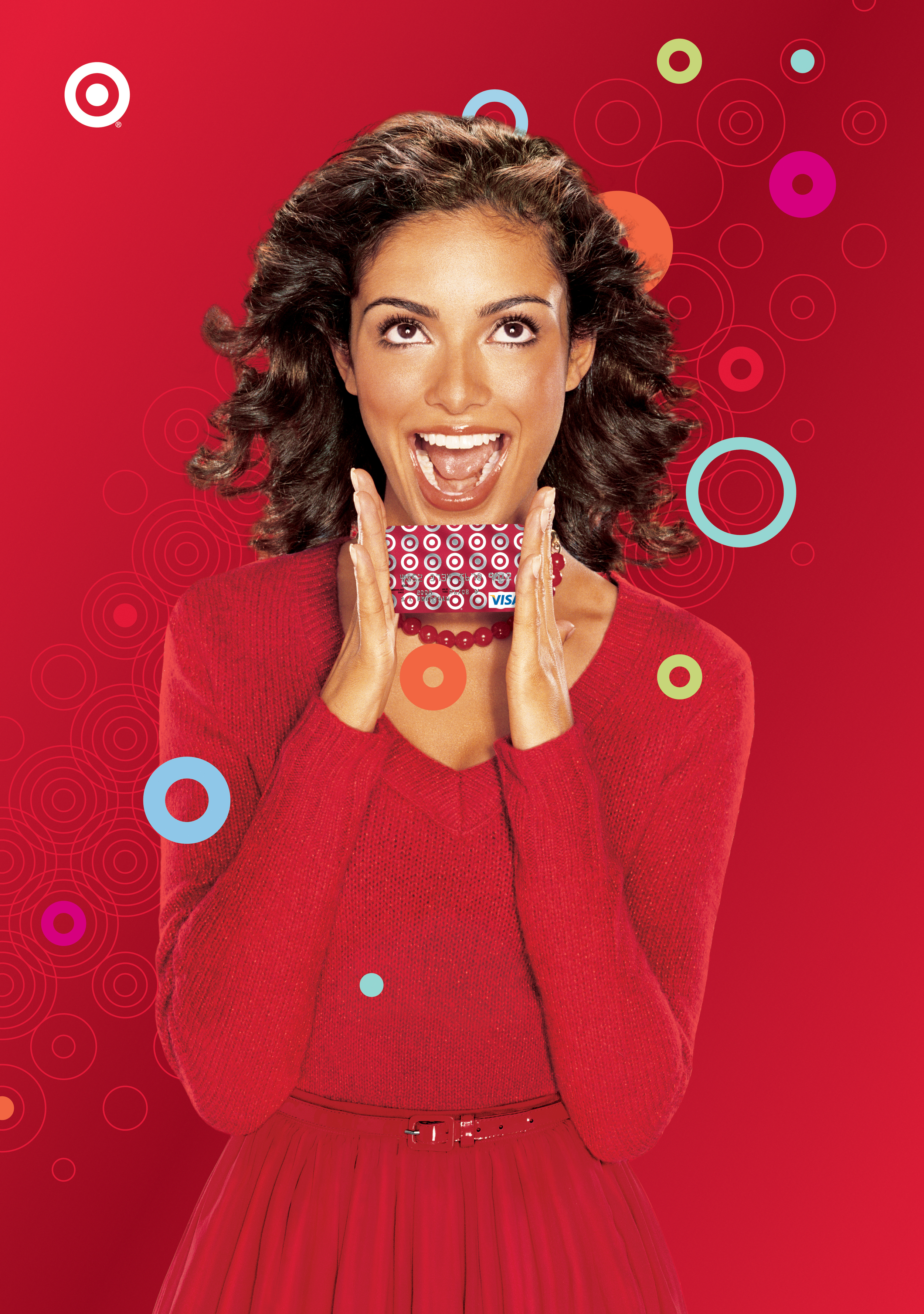 Naming, card design, marketing and ongoing guest engagement for the Target REDcard.