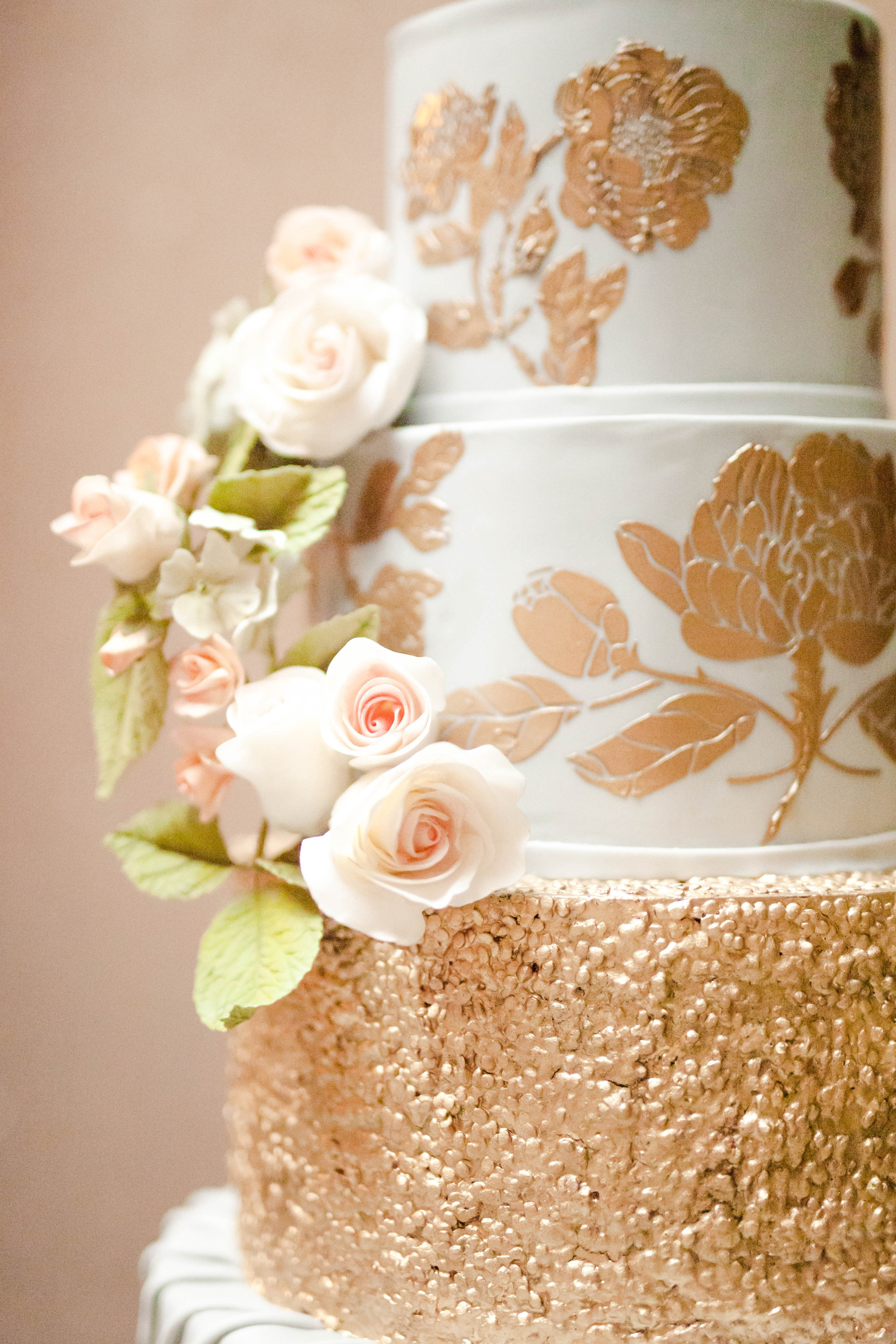 Styled Shoot Peabody Wedding Cake