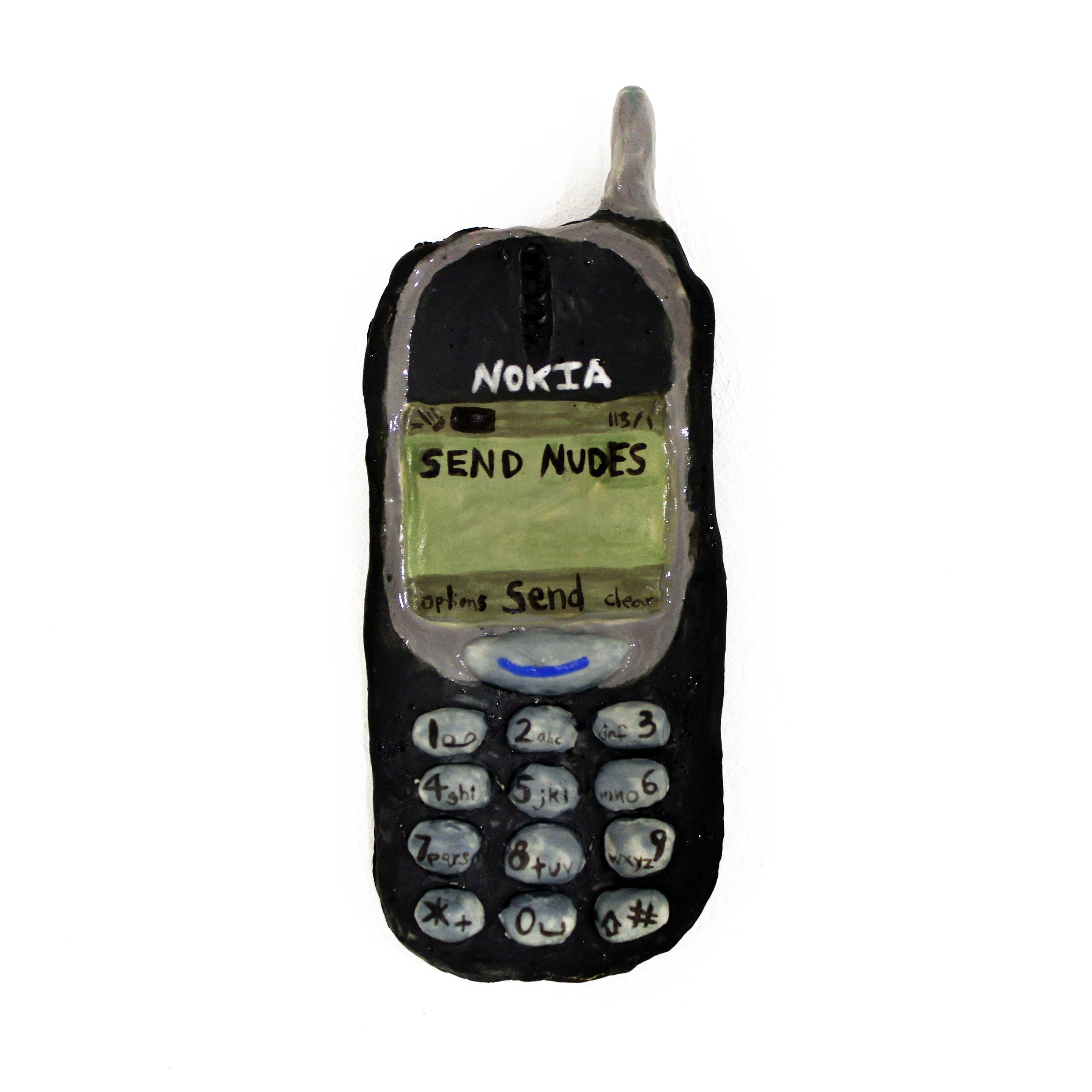 SEND NUDES (on a Nokia)