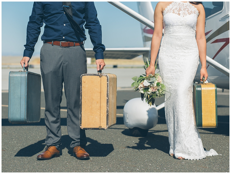 Destination Wedding Themed Engagement Shoot / SF Bay Area Wedding Photographer - Liz & Ryan