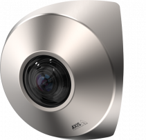 Axis P91 Network Camera Series - Full coverage from any corner