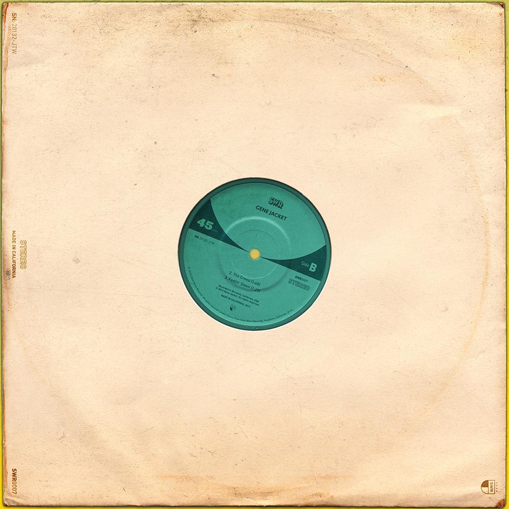 Summer Sun EP - Gene Jacket