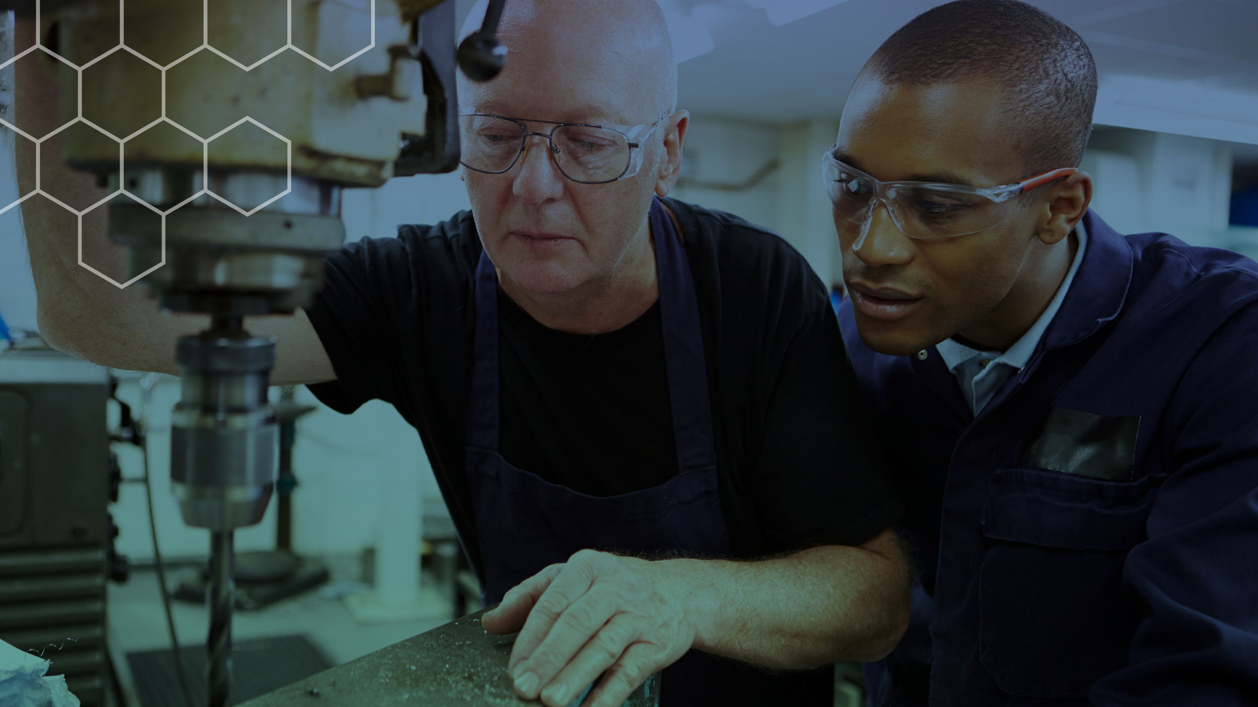 INVEST IN YOUR WORKFORCE AND GROW YOUR BUSINESS - Find out how apprenticeship can help you develop the next generation of highly-skilled workers.