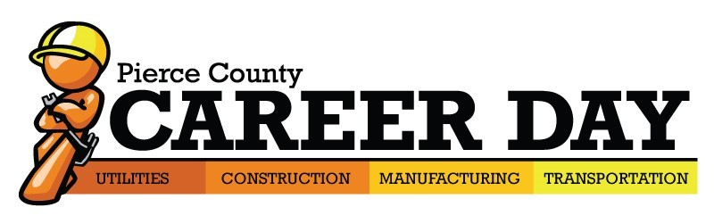 Pierce County Career Day logo