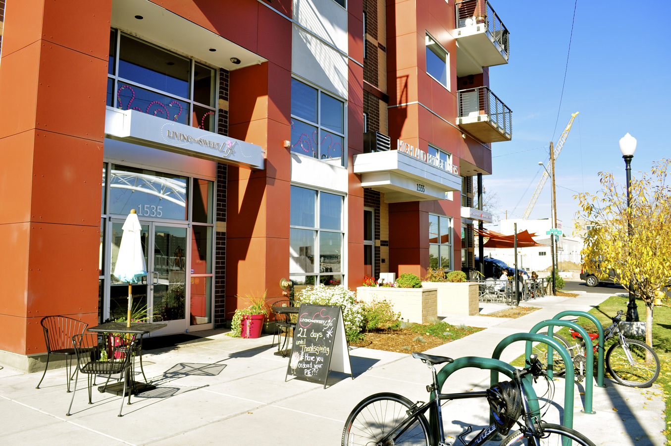 Prospect on Central Lohi Apartments