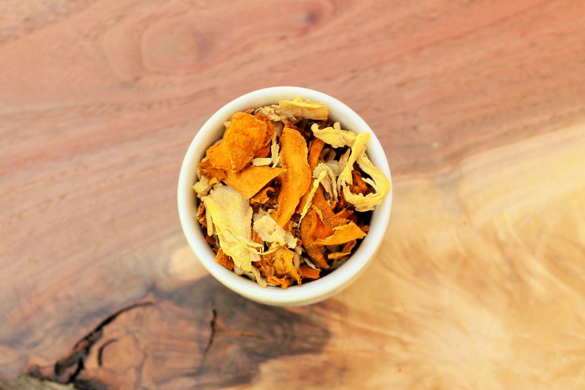 Turmeric Ginger loose leaf tea.JPG