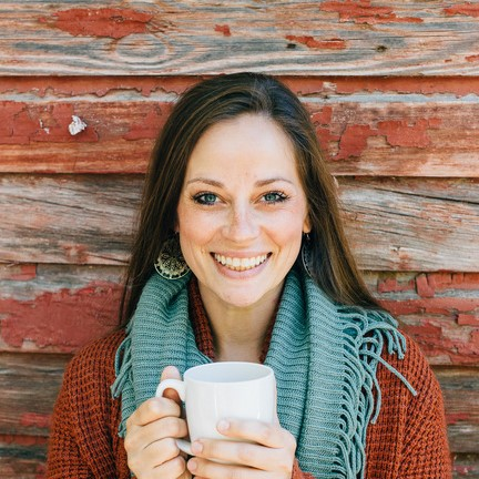 Its Tea Time, - Abby (Cozy Leaf founder & owner)