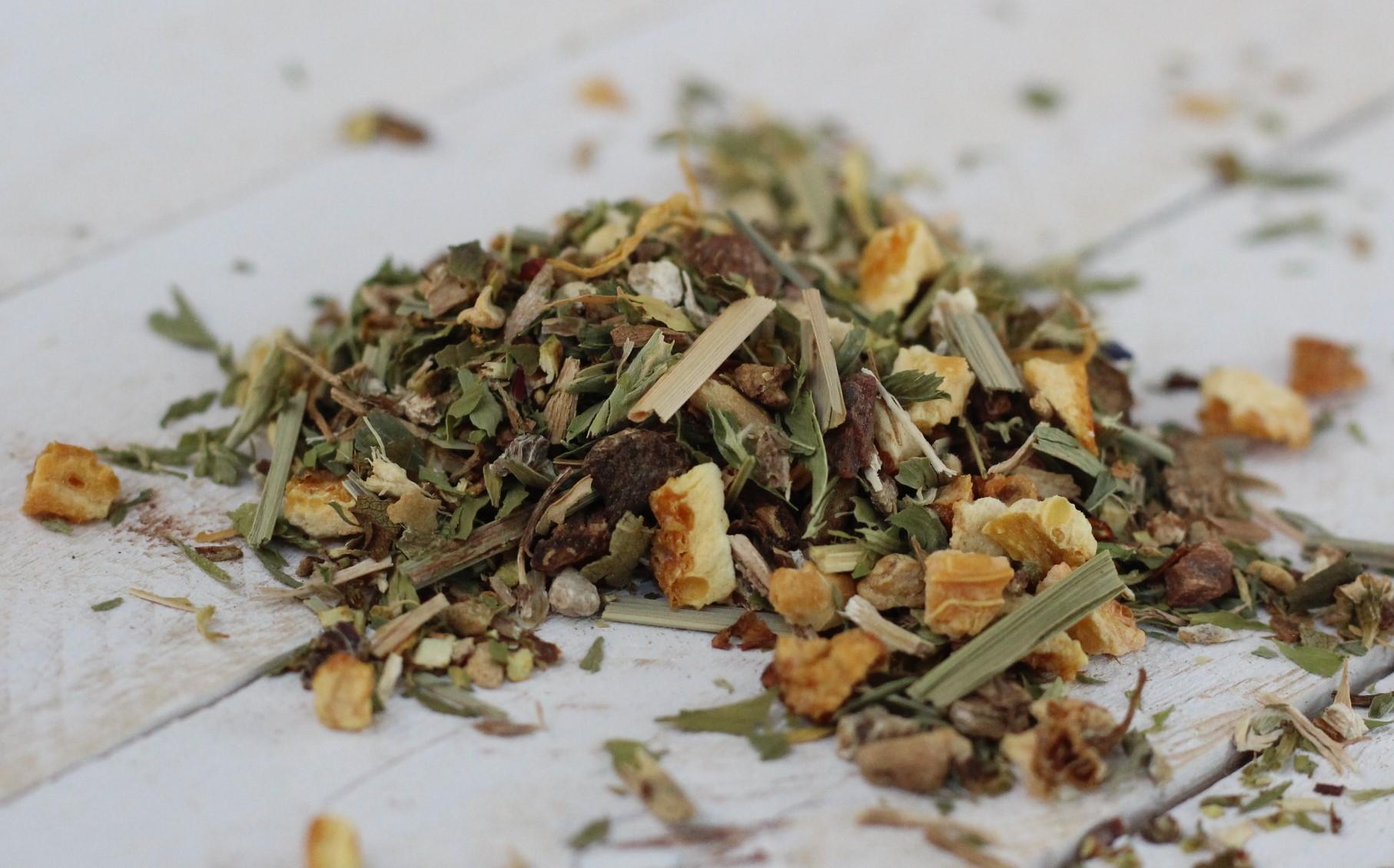 loose leaf tea immune support