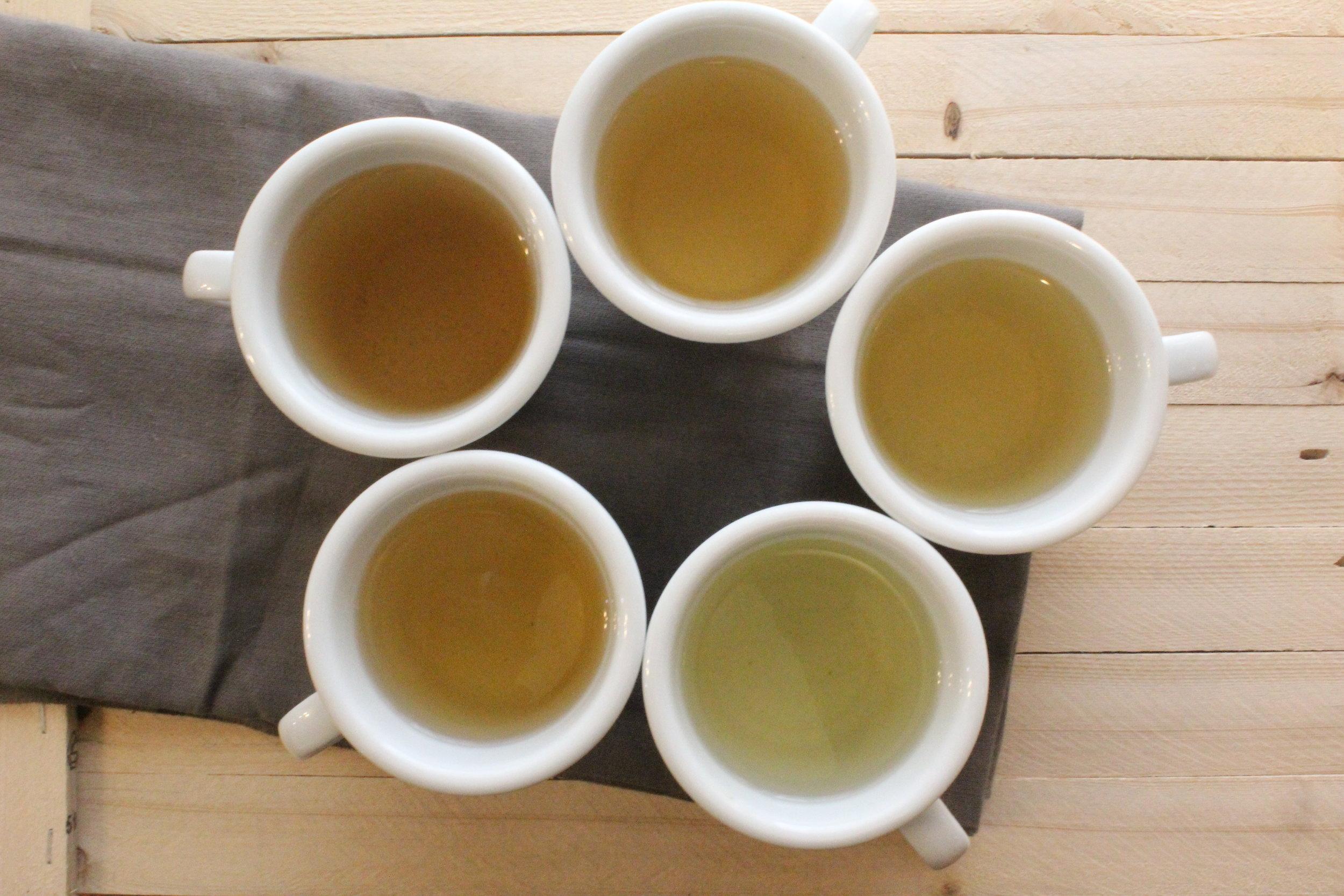 cup of tea green tea