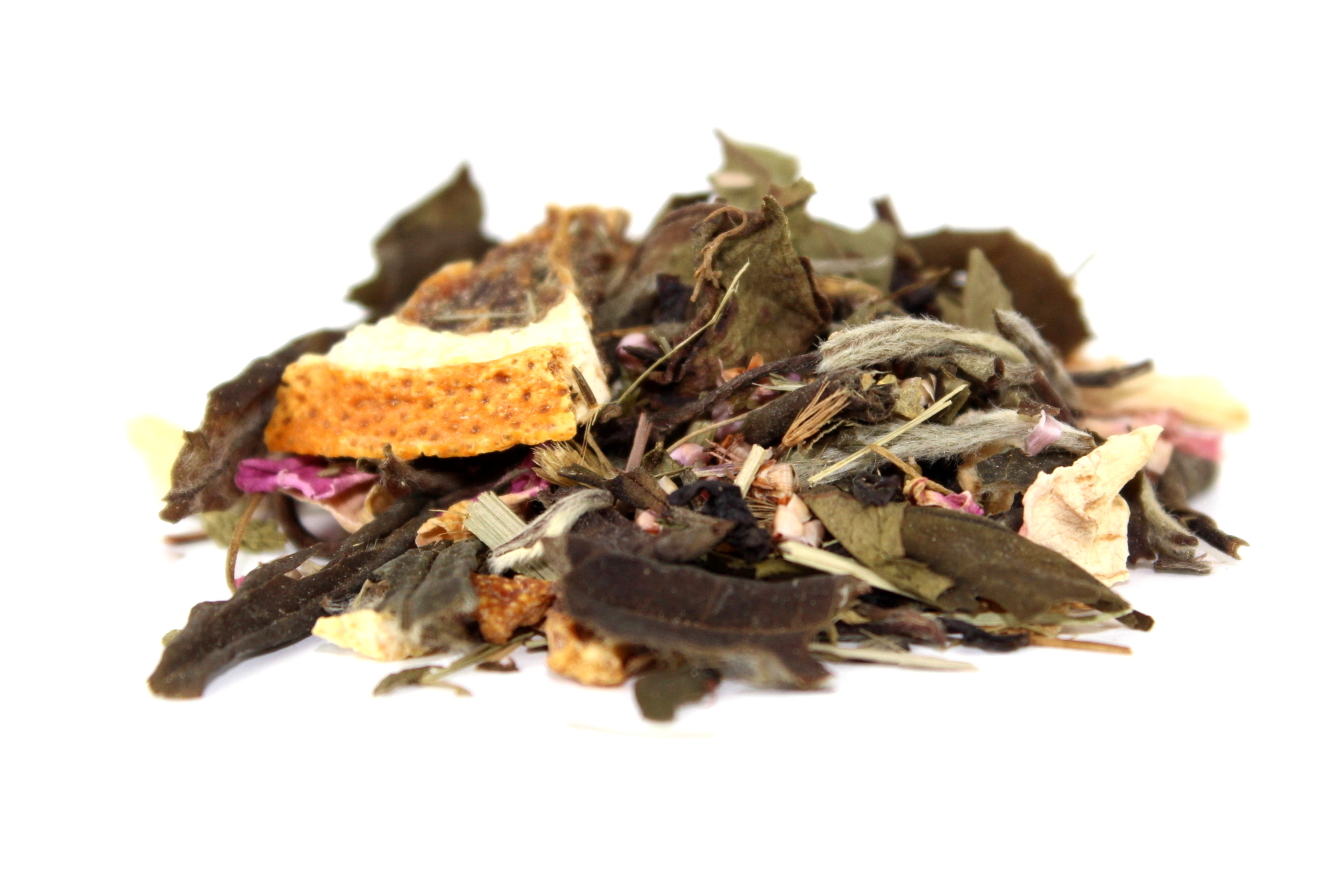 ingredients white tea subtle citrus fusion caffeine