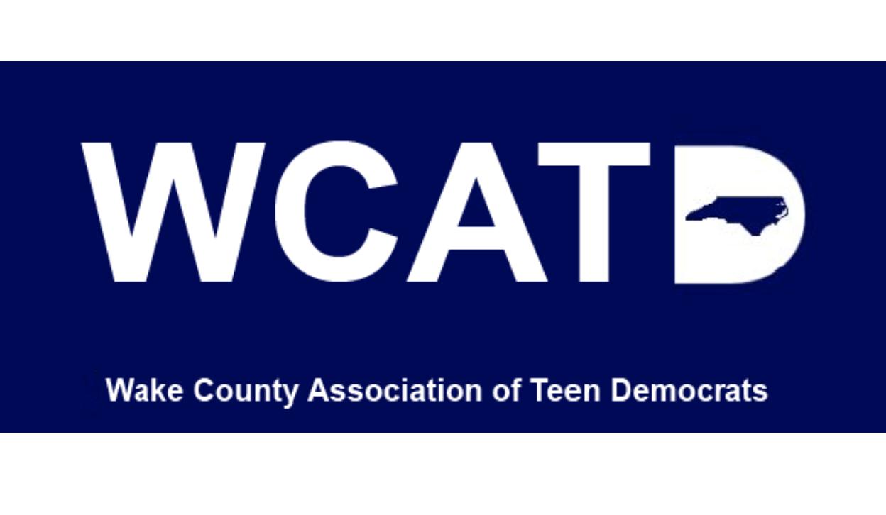 Wake County Teen Democrats    Website
