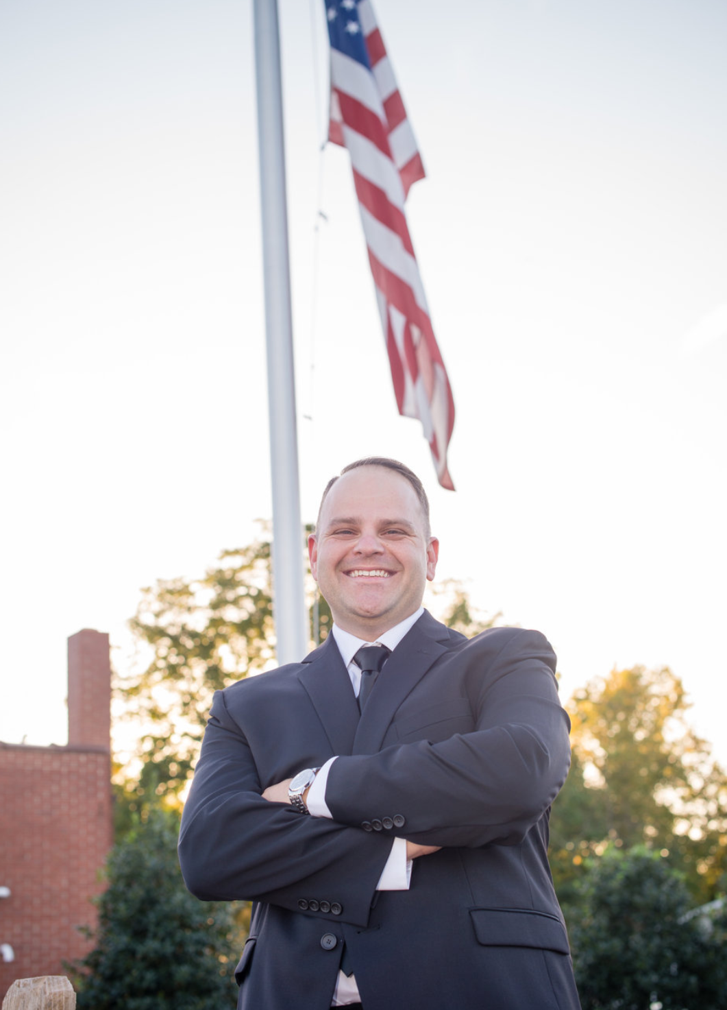 Adam Wright  for Board of Commissioners   Endorsed by the WCDP