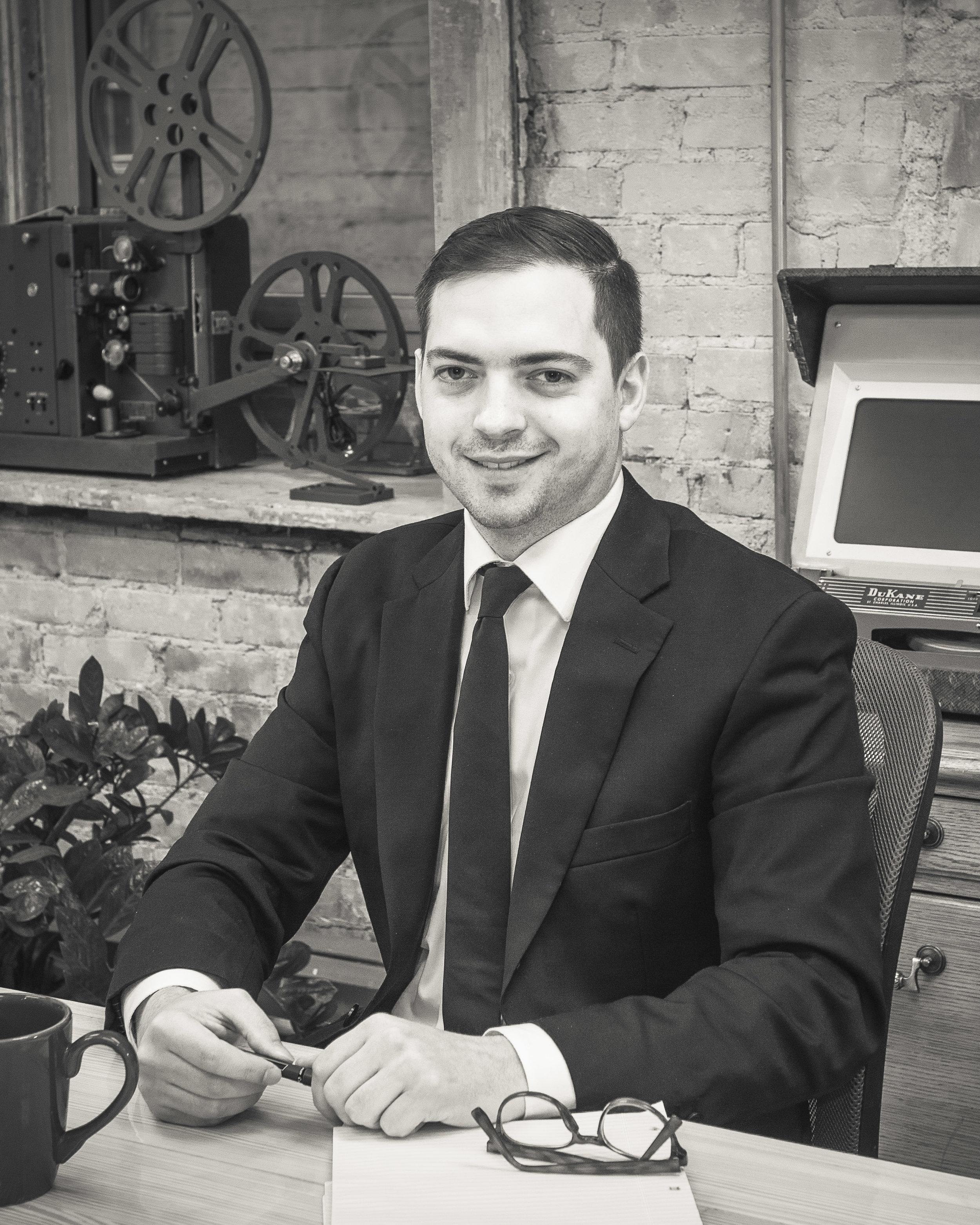Corey Riley, Attorney