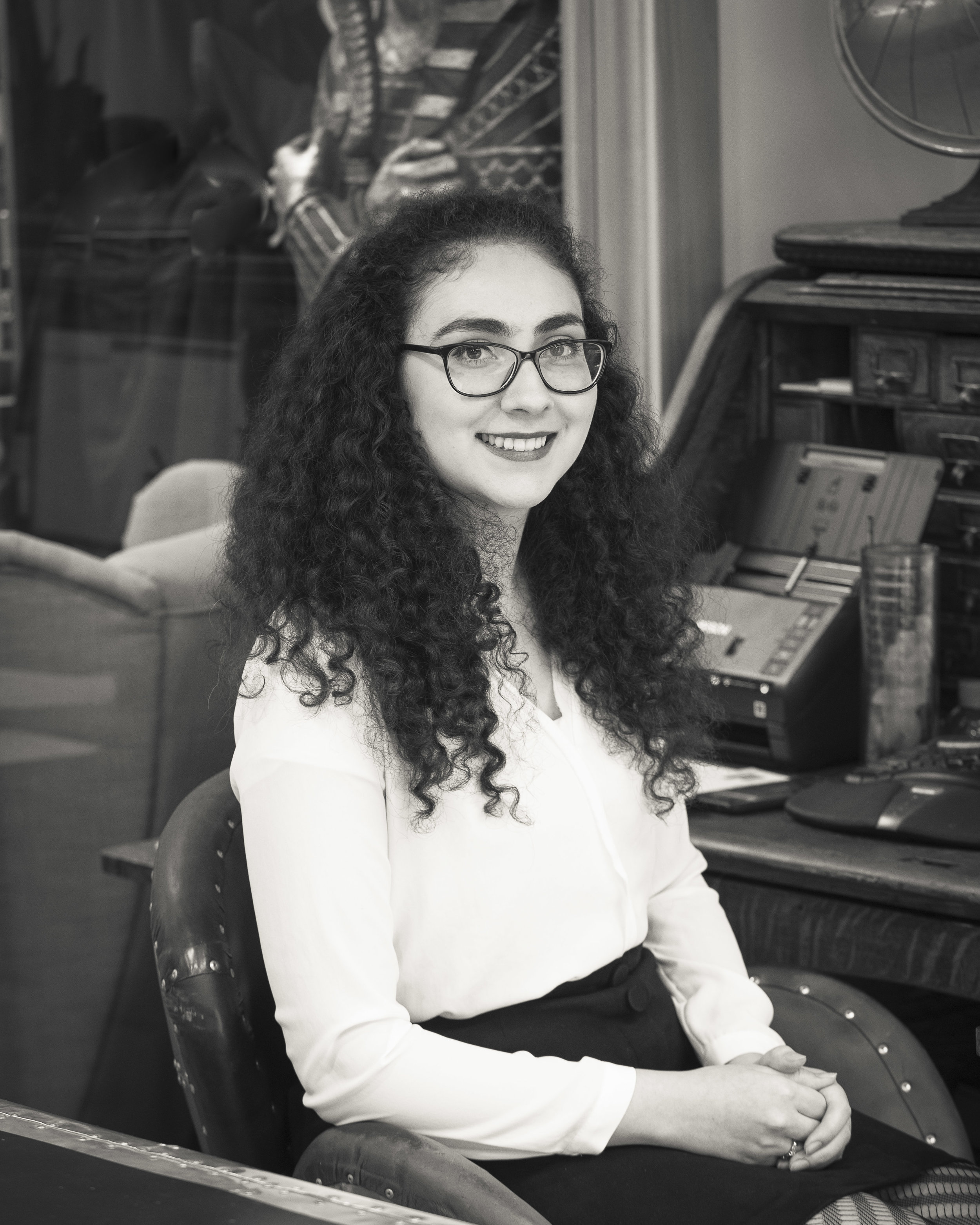 Megan Murri, Office Manager + Paralegal