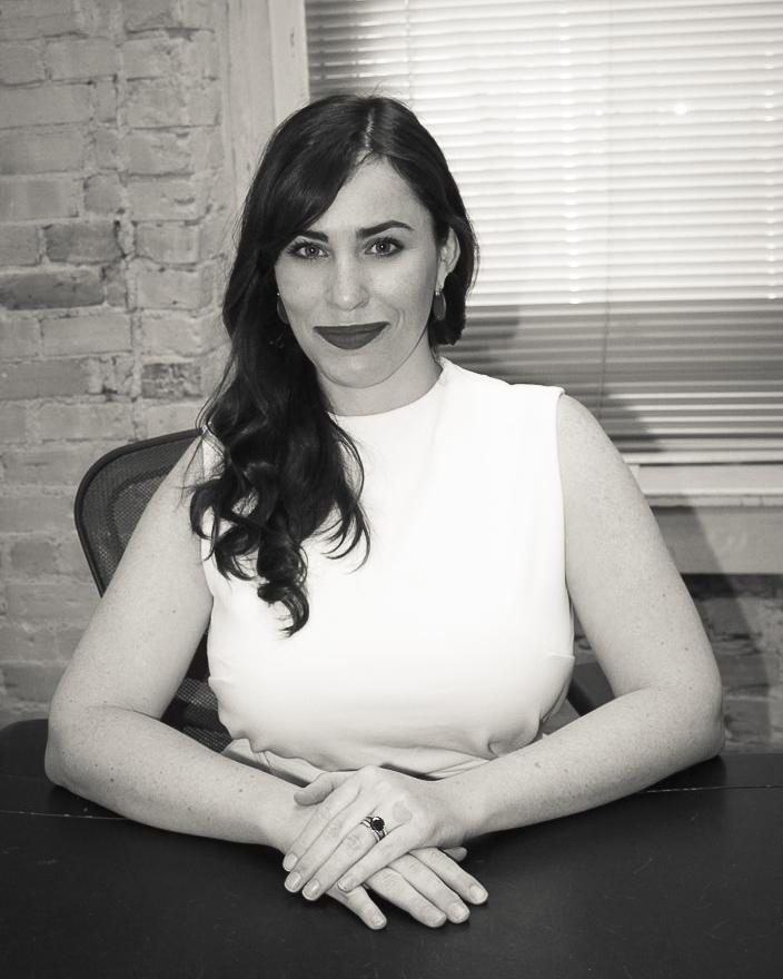 Kinsi Bollinger, Law Clerk