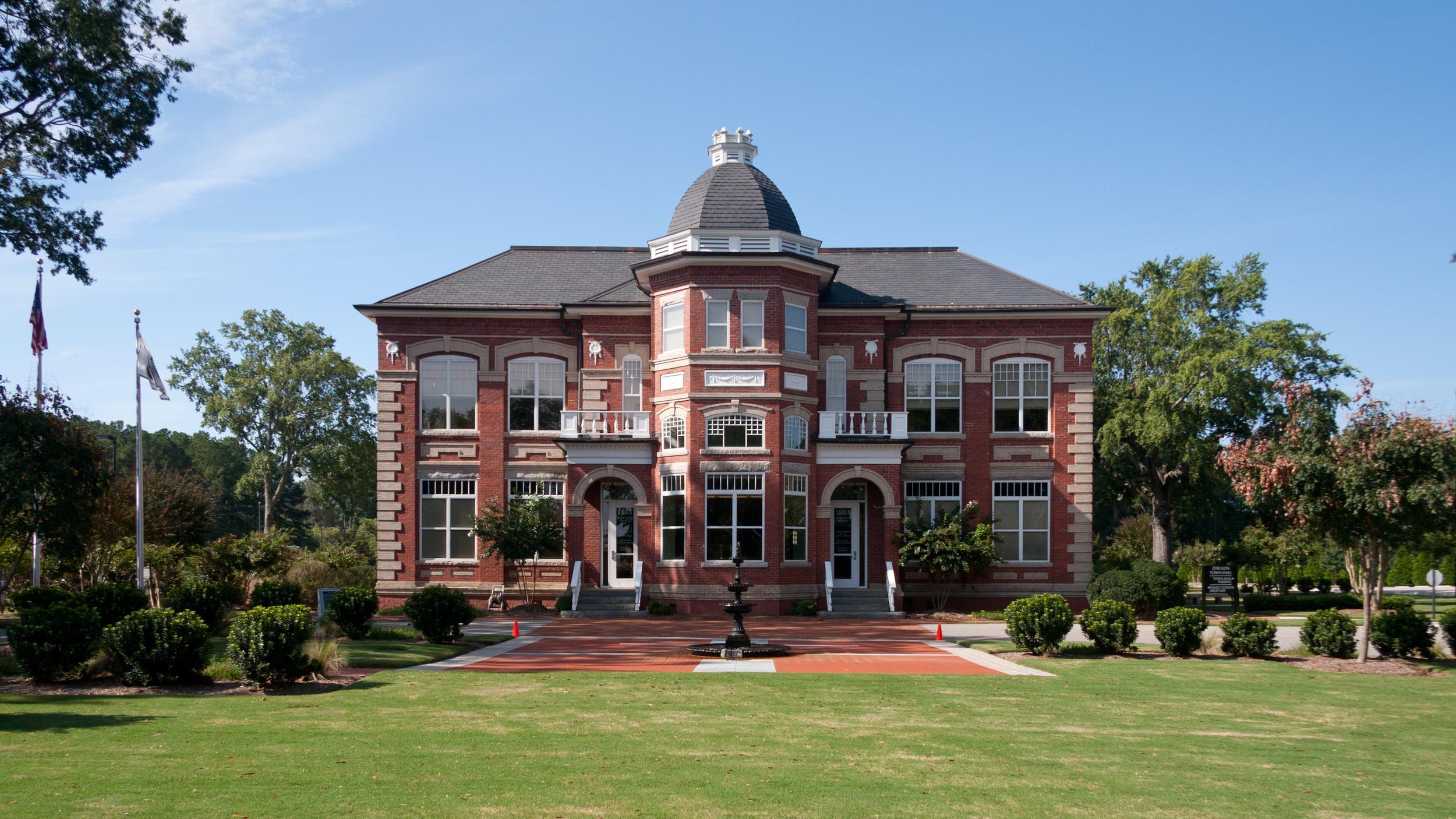 Town Hall, Zebulon