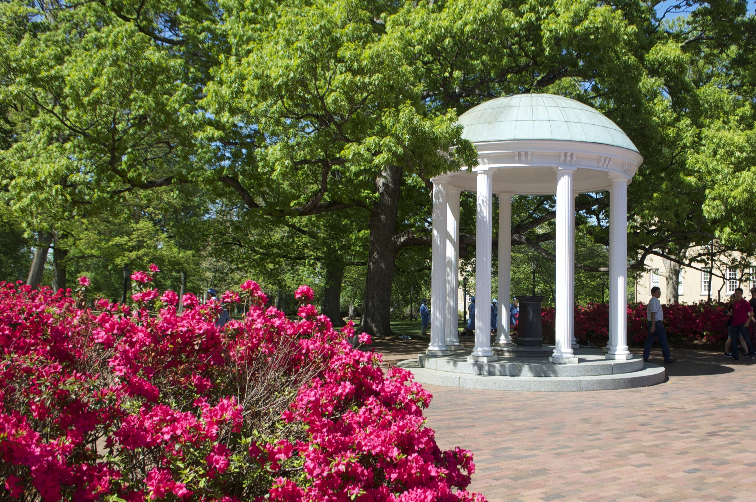 University of North Carolina at Chapel Hill Well