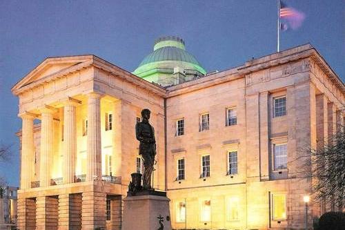 North Carolina Capitol, Raleigh