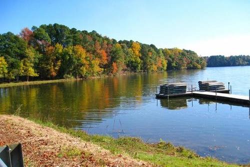 Lake Benson, Garner