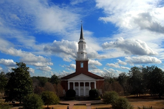 Southeastern Baptist Theological Seminary, Wake Forest