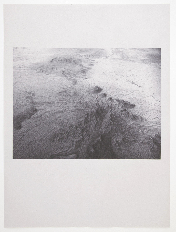 AZ_1149 , unique pigment print on newsprint, 18 x 24 inches, 2015