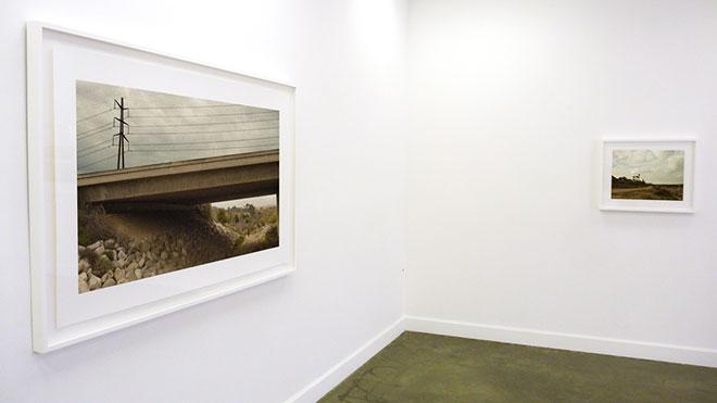 Installation views , Sam Lee Gallery, 2011